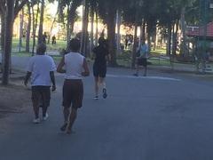 ジョギング①