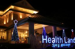 HEALTH LAND SPA AND MASSAGE ‐ヘルスランド‐